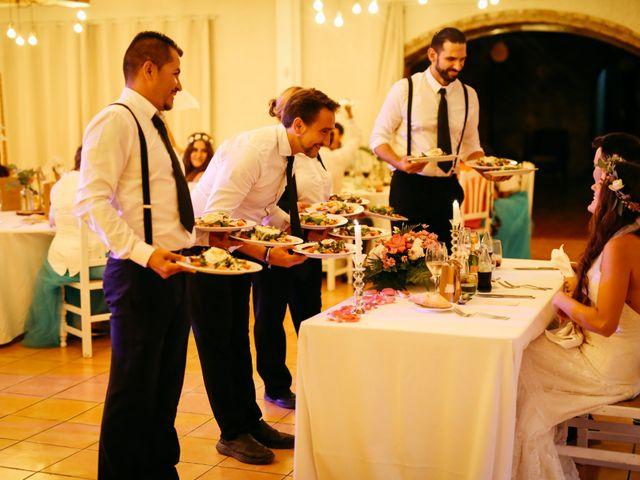 La boda de Victor y Rosana en L' Albiol, Tarragona 37