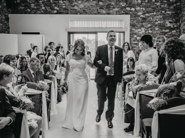 La boda de Adrián y Mariona en Girona, Girona 11