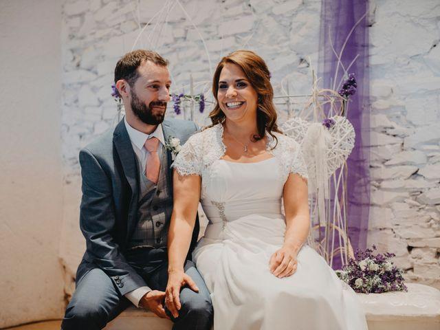 La boda de Adrián y Mariona en Girona, Girona 12