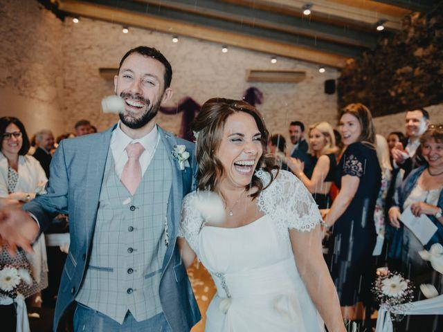 La boda de Adrián y Mariona en Girona, Girona 14