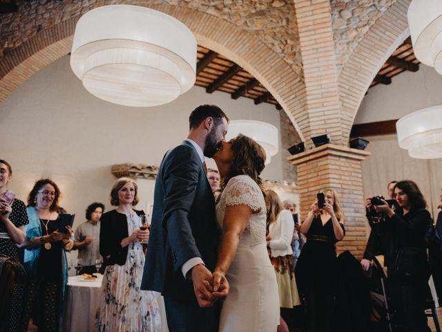 La boda de Adrián y Mariona en Girona, Girona 24