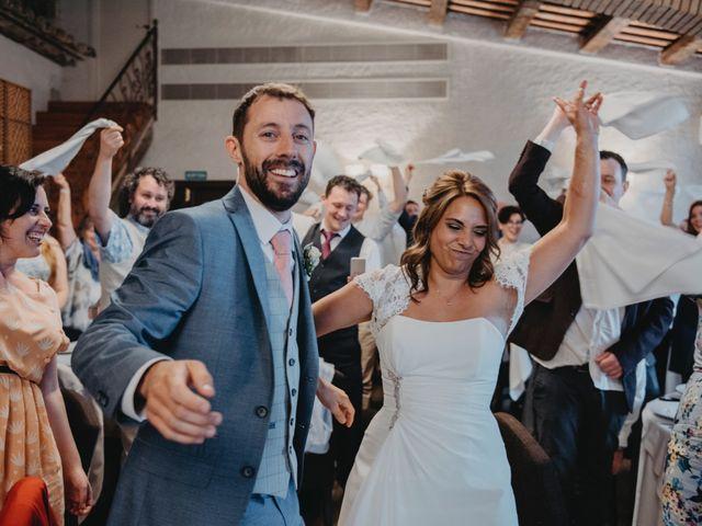 La boda de Adrián y Mariona en Girona, Girona 32