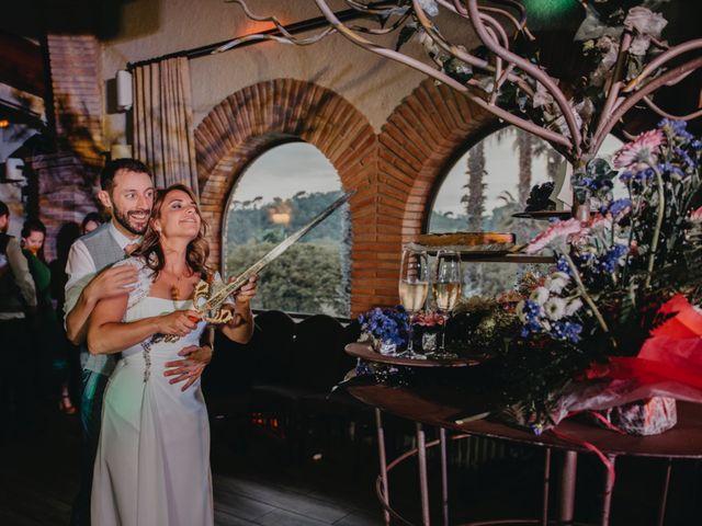 La boda de Adrián y Mariona en Girona, Girona 35