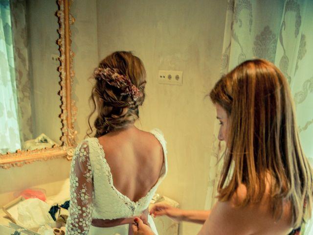 La boda de Javi y Sara en Hoyo De Manzanares, Madrid 11