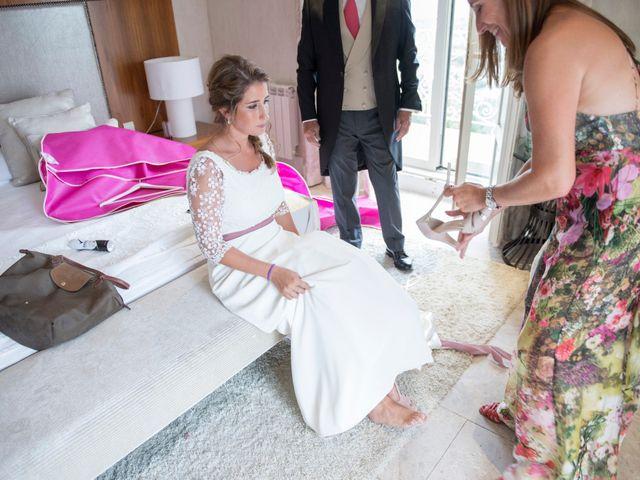 La boda de Javi y Sara en Hoyo De Manzanares, Madrid 17