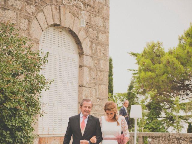 La boda de Javi y Sara en Hoyo De Manzanares, Madrid 21