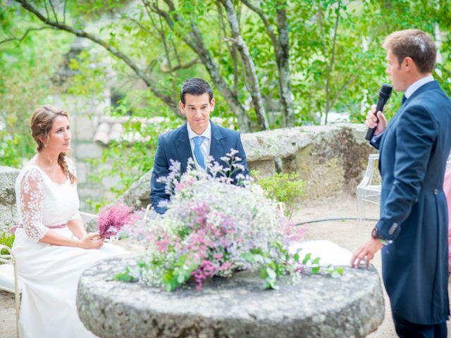 La boda de Javi y Sara en Hoyo De Manzanares, Madrid 24