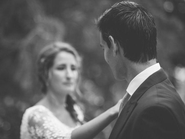 La boda de Javi y Sara en Hoyo De Manzanares, Madrid 2