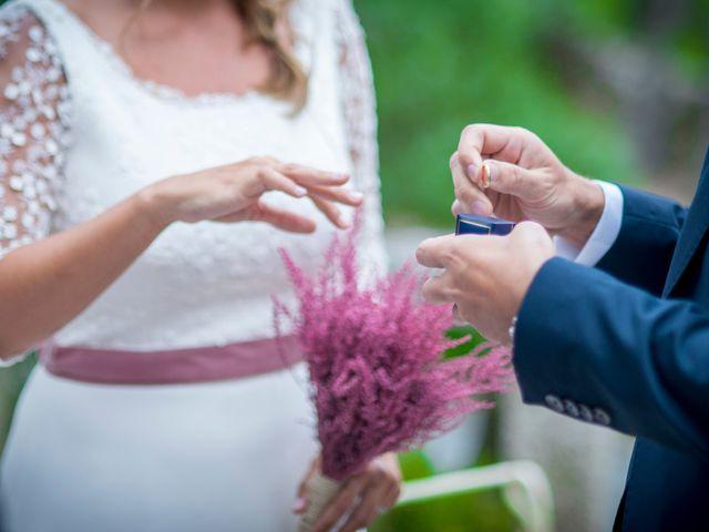 La boda de Javi y Sara en Hoyo De Manzanares, Madrid 25