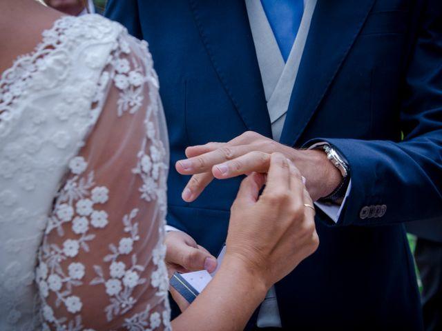 La boda de Javi y Sara en Hoyo De Manzanares, Madrid 26