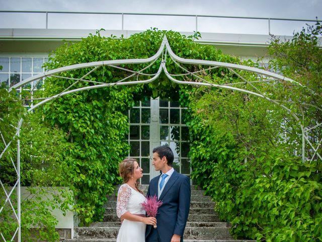 La boda de Javi y Sara en Hoyo De Manzanares, Madrid 27