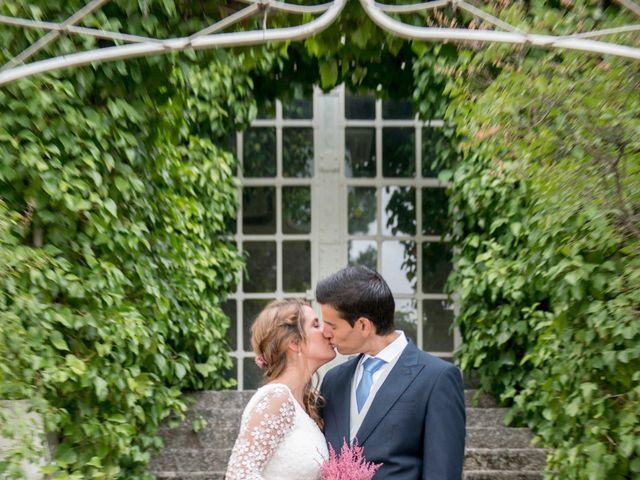 La boda de Javi y Sara en Hoyo De Manzanares, Madrid 28
