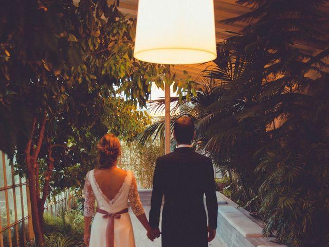 La boda de Javi y Sara en Hoyo De Manzanares, Madrid 30