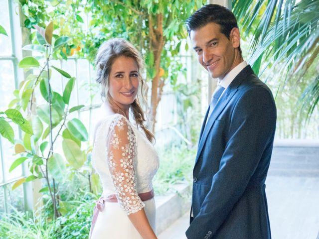 La boda de Javi y Sara en Hoyo De Manzanares, Madrid 31