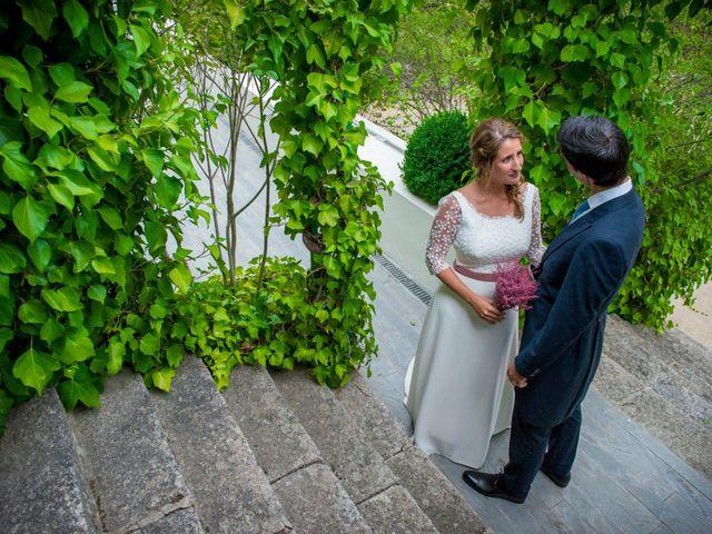 La boda de Javi y Sara en Hoyo De Manzanares, Madrid 32