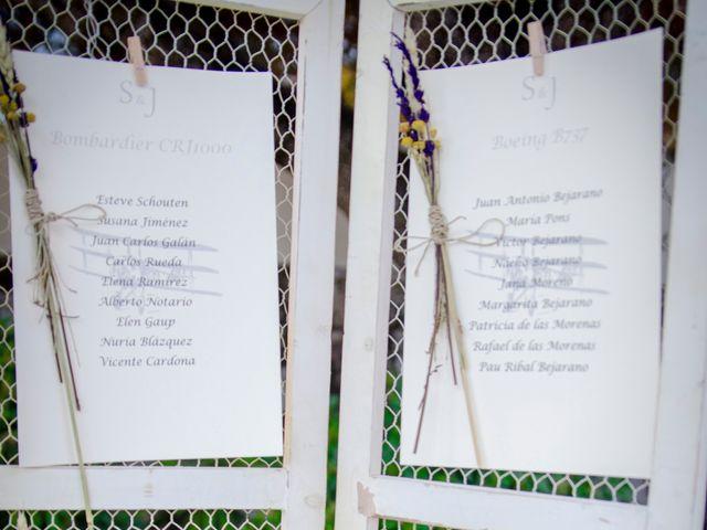 La boda de Javi y Sara en Hoyo De Manzanares, Madrid 34