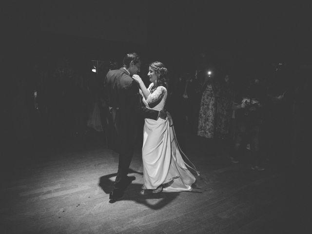 La boda de Javi y Sara en Hoyo De Manzanares, Madrid 36