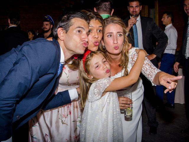 La boda de Javi y Sara en Hoyo De Manzanares, Madrid 38