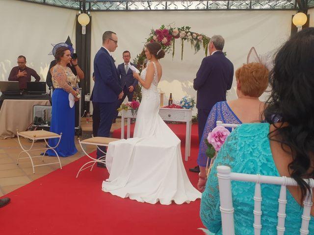 La boda de David y Rut en Madrid, Madrid 1