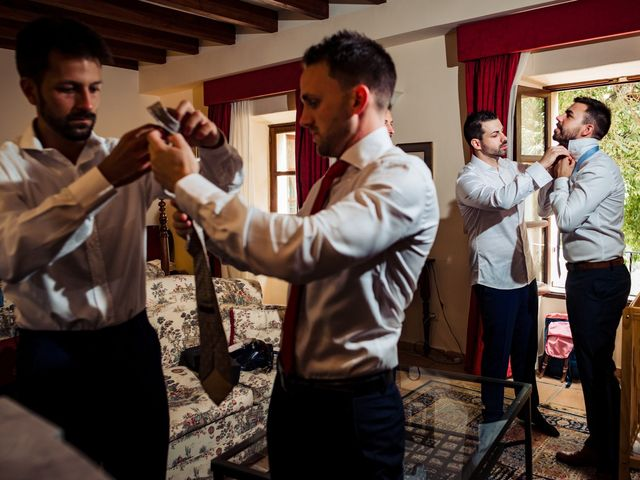 La boda de Marc y Nuria en Alaro, Islas Baleares 6