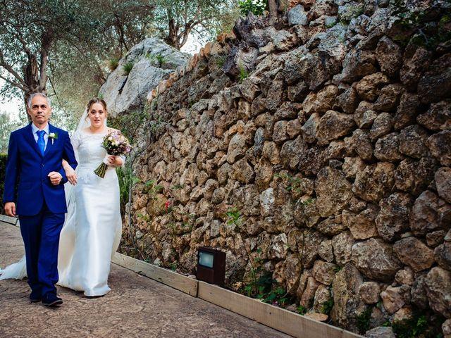 La boda de Marc y Nuria en Alaro, Islas Baleares 43