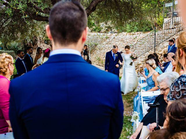 La boda de Marc y Nuria en Alaro, Islas Baleares 44