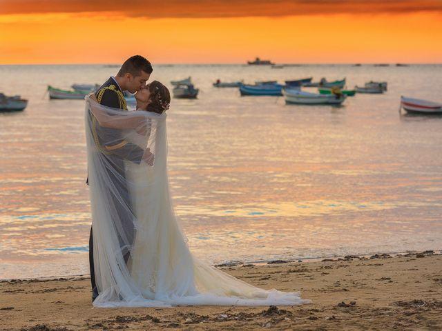 La boda de Mª Jesús y Carlos