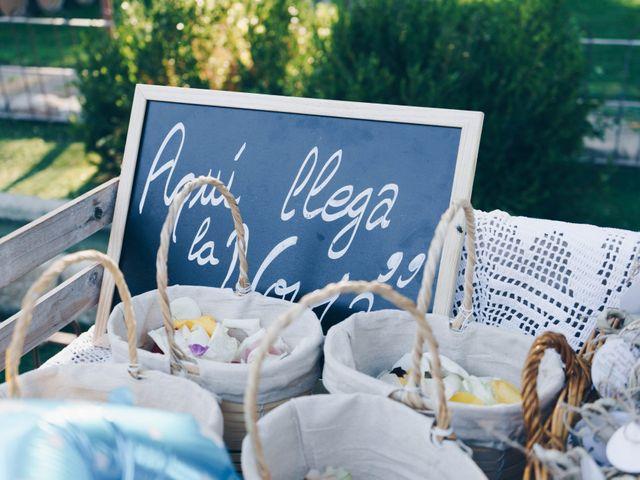 La boda de Fernando y Raquel en Sonseca, Toledo 1