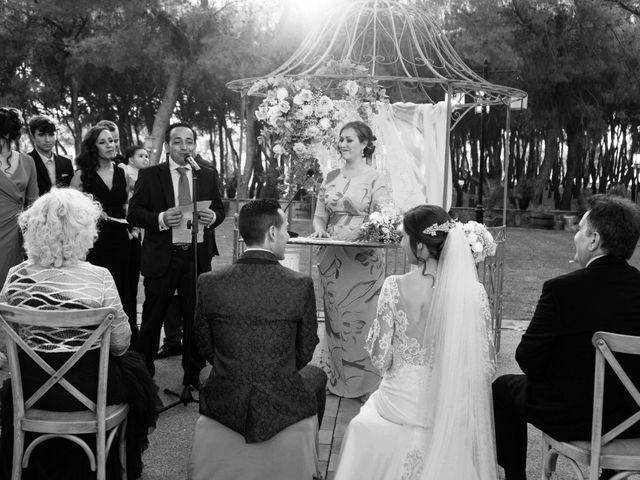 La boda de Fernando y Raquel en Sonseca, Toledo 23