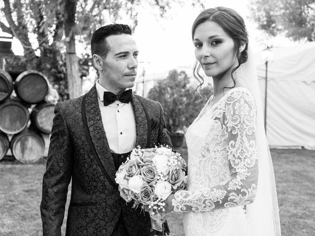 La boda de Fernando y Raquel en Sonseca, Toledo 36