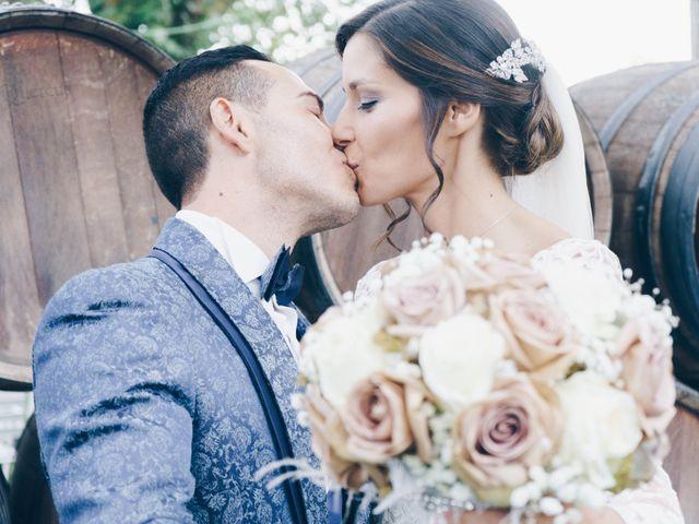La boda de Fernando y Raquel en Sonseca, Toledo 37