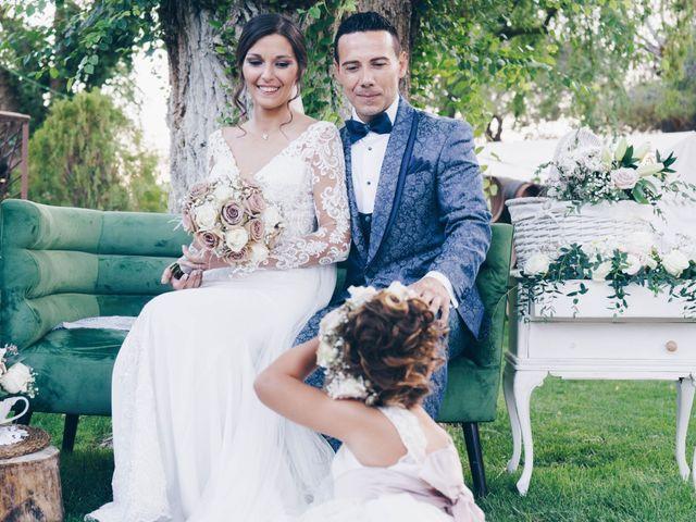 La boda de Fernando y Raquel en Sonseca, Toledo 39