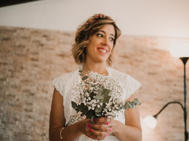 La boda de Víctor y María en Berlanga De Duero, Soria 48