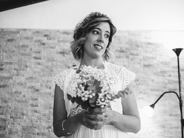 La boda de Víctor y María en Berlanga De Duero, Soria 49