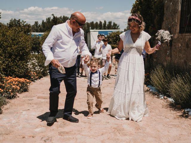 La boda de Víctor y María en Berlanga De Duero, Soria 58