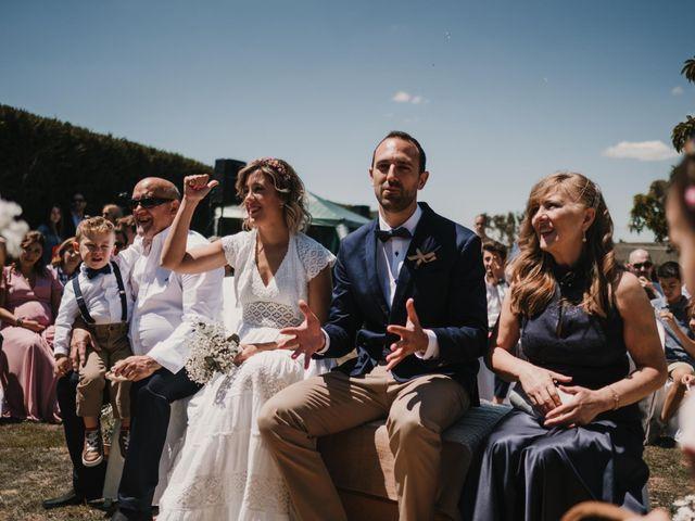 La boda de Víctor y María en Berlanga De Duero, Soria 61