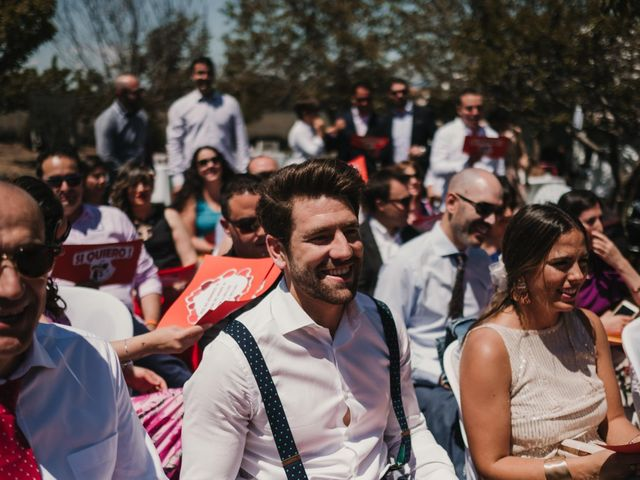 La boda de Víctor y María en Berlanga De Duero, Soria 63