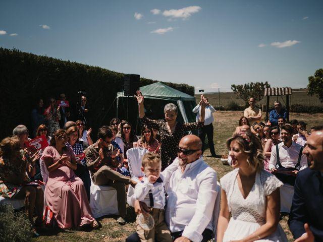 La boda de Víctor y María en Berlanga De Duero, Soria 67