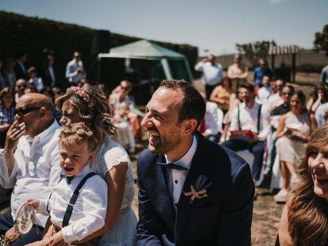 La boda de Víctor y María en Berlanga De Duero, Soria 70