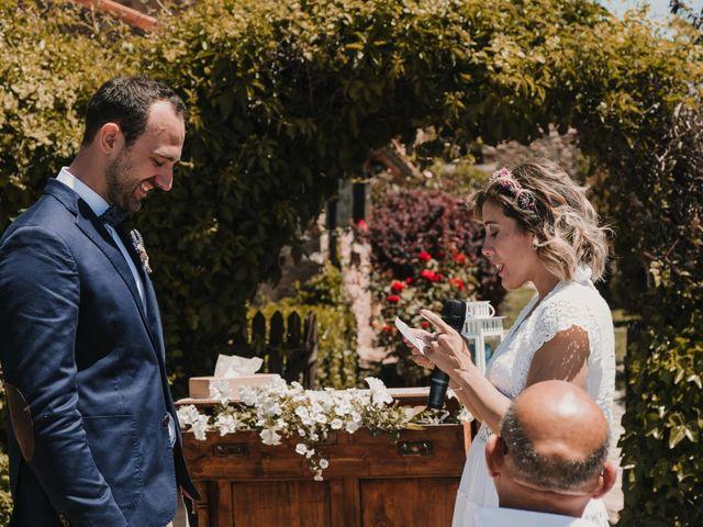 La boda de Víctor y María en Berlanga De Duero, Soria 75