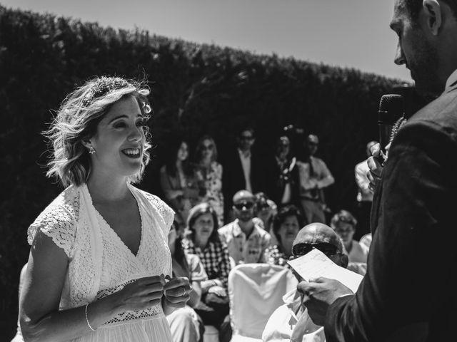 La boda de Víctor y María en Berlanga De Duero, Soria 77