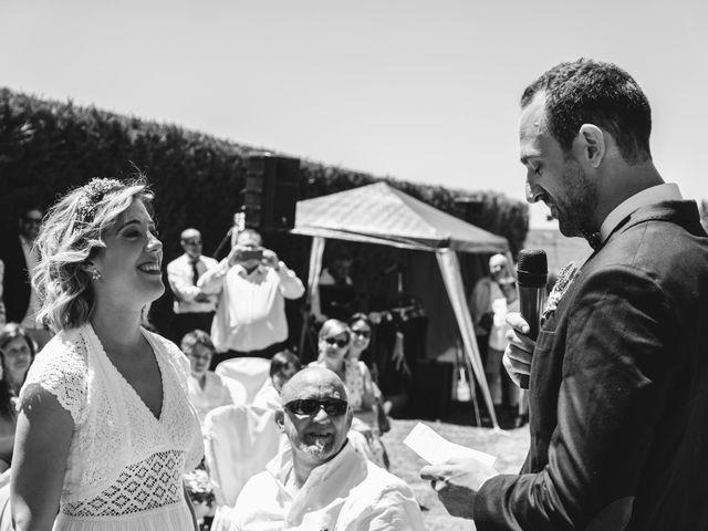 La boda de Víctor y María en Berlanga De Duero, Soria 79
