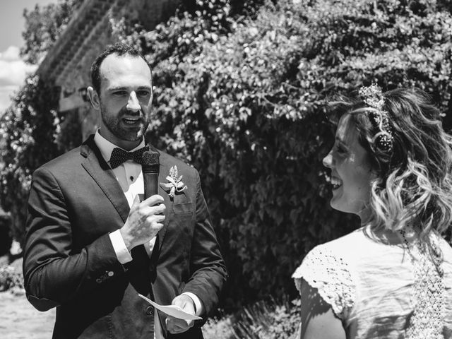 La boda de Víctor y María en Berlanga De Duero, Soria 80