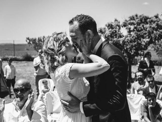 La boda de Víctor y María en Berlanga De Duero, Soria 85