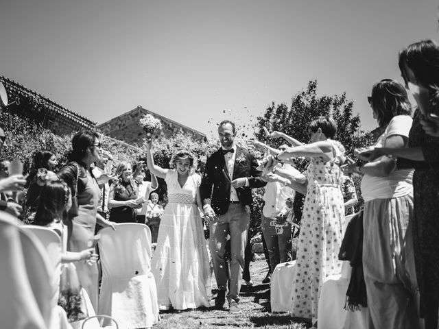La boda de Víctor y María en Berlanga De Duero, Soria 87