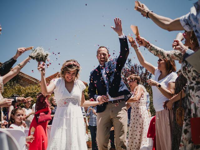 La boda de Víctor y María en Berlanga De Duero, Soria 1