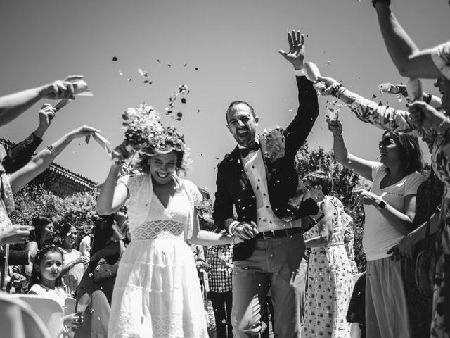 La boda de Víctor y María en Berlanga De Duero, Soria 88