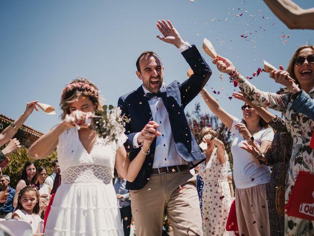 La boda de Víctor y María en Berlanga De Duero, Soria 89