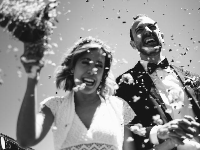 La boda de Víctor y María en Berlanga De Duero, Soria 91