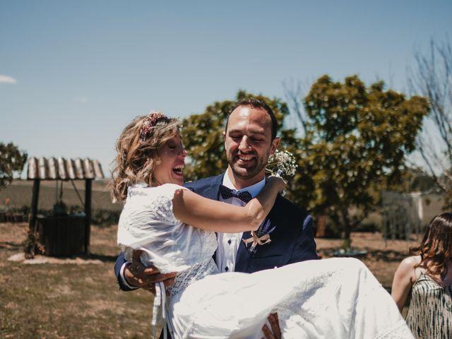 La boda de Víctor y María en Berlanga De Duero, Soria 93